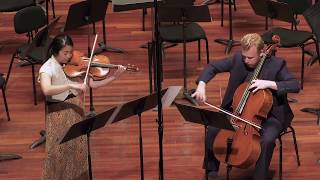 "Beethoven ""Eyeglasses"" Duo for Viola and Cello"