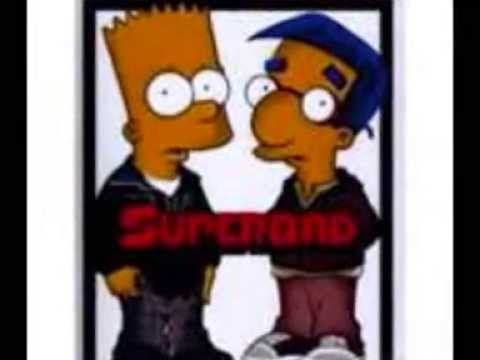 Bart simpson x milhouse van houten youtube - Bart et milhouse ...