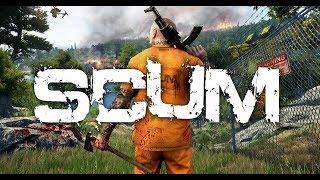 SCUM: Отбросы общества