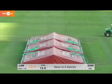 Specsavers CC: Somerset vs Lancashire - Day Two LIVE