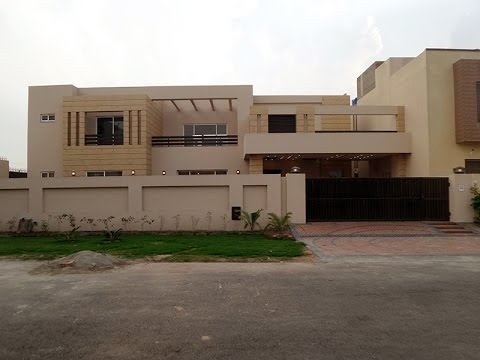 1.5 KANAL BRAND NEW HOUSE FOR SALE IN HBFC HOUSING SOCIETY BLOCK B LAHORE