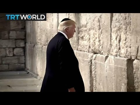Trump's First Year: Jerusalem decision makes peace process harder