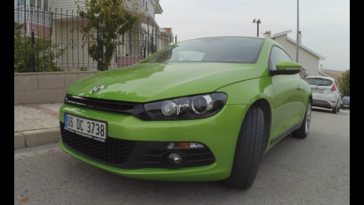 2012 vw scirocco 1 4 tsi 160 hp ncelemesi youtube. Black Bedroom Furniture Sets. Home Design Ideas