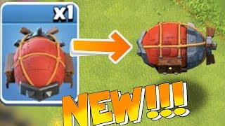 NEW BATTLE BLIMP!!! NEW UNIT GAMEPLAY!!