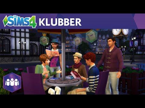 Lets Play: The Sims 4 Nye Venner (Del 1) - Simone & Lise