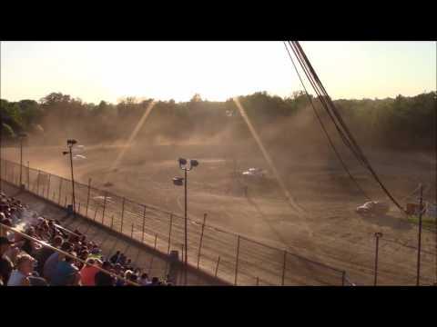 Butler Motor Speedway FWD Makeup Feature 6/3/17 ran on 6/10/17