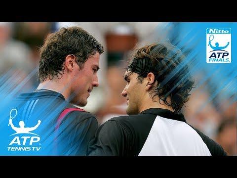 Federer vs Safin