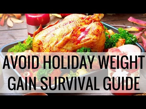 How to Avoid Holiday Weight Gain  Christina Carlyle