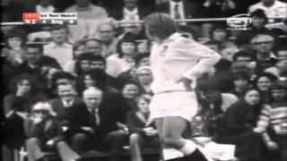 1973 Test Match: New Zealand All Blacks vs England (highlights)