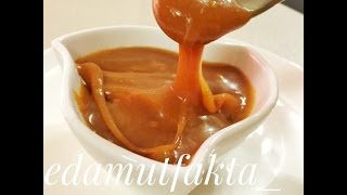Karamel sos yapımı tüm püf noktalarıyla-How to make caramel?