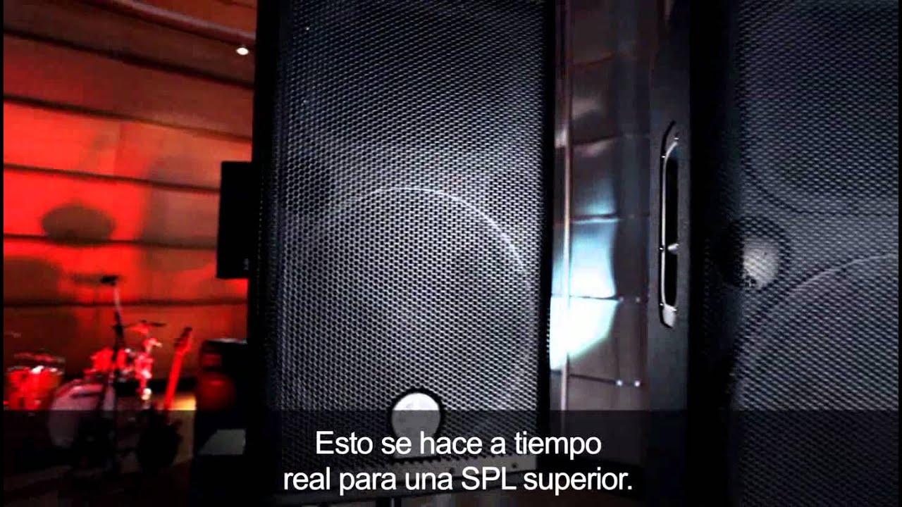 Repeat Yamaha DSR Series Loudspeaker System (Spanish