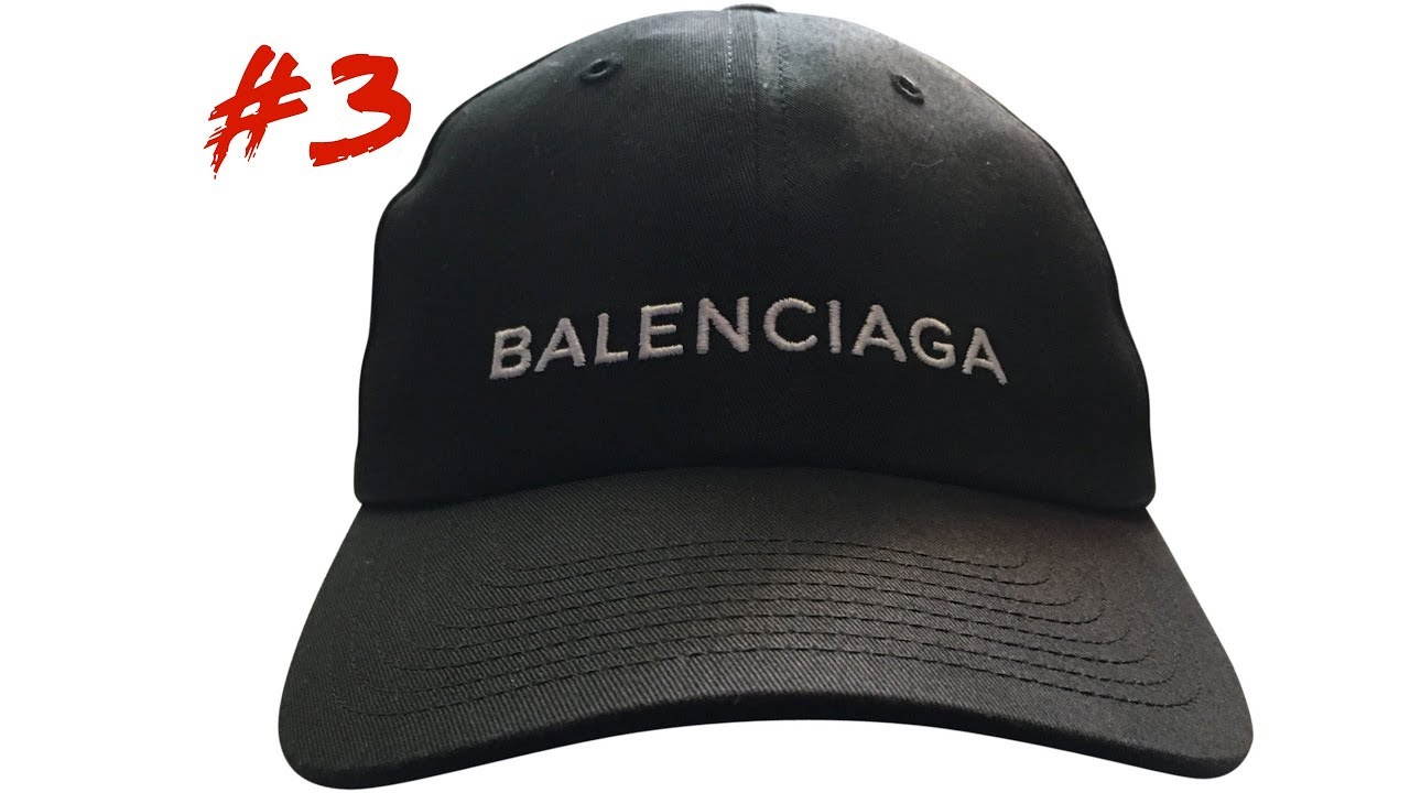 3 iOffer Unboxing casquette balenciaga - YouTube 87bcd5a69f7