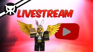 Lasst uns Spaß haben! • Zufällige Roblox-Spiele - ROBLOX Livestream