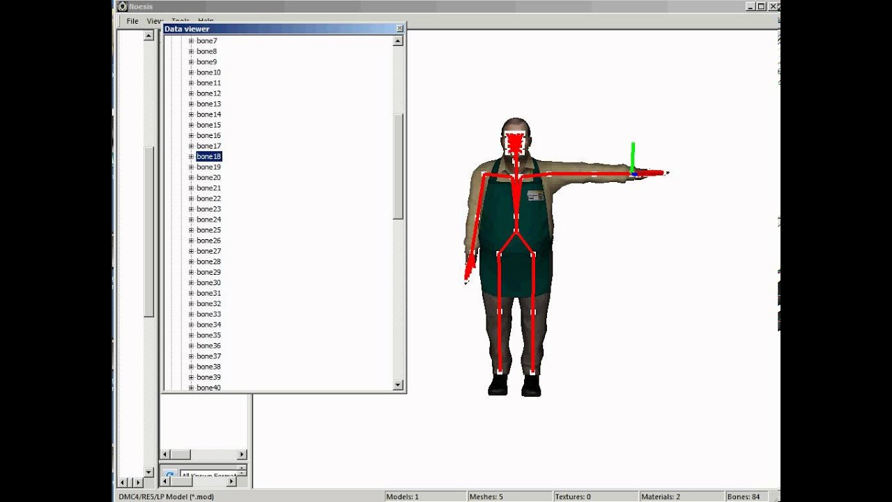 dead rising how to move joints in noesis by deadrisingwikia - (Travis Lee  Bailey)