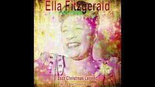 Ella Fitzgerald - Let It Snow! Let It Snow! Let It Snow! (1960) (Classic Christmas Song)
