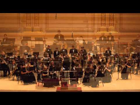 Madisonville North Hopkins High School Symphonic Band performs Salvation Is Created