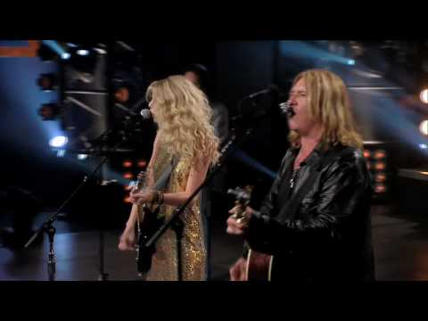 Cmt Crossroads With Taylor Swift Def Leppard Youtube