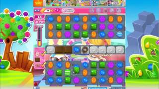 Candy Crush Saga Level 1454 (No Boosters)