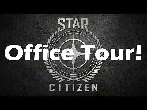 Star Citizen - Exclusive Studio Tour! (MMORPG.COM)