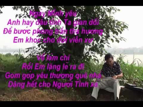 TINH BO VO Lam Phuong Guitar Hawaii CAODZAN 08DVD14