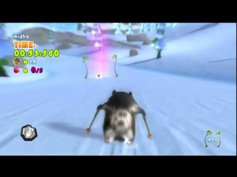 Ice Age 4 : Continental Drift Arctic Games - Gameplay │ Part 6