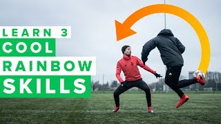 LEARN 3 VARIATIONS OF THE RAINBOW FLICK 🌈