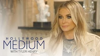 tyler henry sits down with carmen electra hollywood medium with tyler henry e