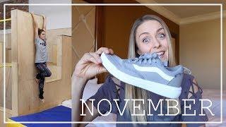 November Extras | Vans UltraRange Review