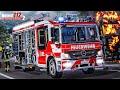 NOTRUF 112 #15: LKW brennt auf Autobahn aus: - Tank vom Löschfahrzeug leer Feuerwehr Simulation 2