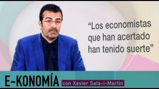 ¿Por qué los economistas no saben predecir el futuro? | Xavier Sala-i-Martin