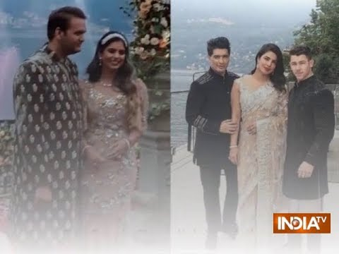 Isha Ambani-Anand Piramal Engagement: Priyanka Chopra, Janhvi Kapoor, who wore what!