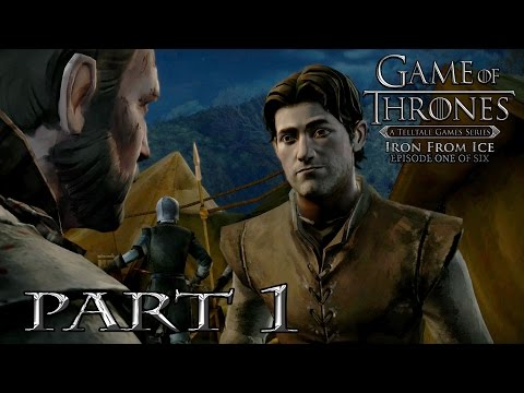 Game Of Thrones Iron From Ice Episode 1: Walkthrough Gameplay Part 1  Through the Night  PS4