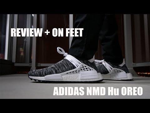 sale retailer 5dde9 d8d8a Review + On Feet : Adidas x Pharrell Williams Hu Trail Pack ...