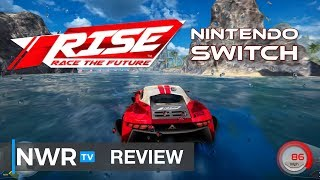 Rise: Race the Future (Switch) Review (Video Game Video Review)