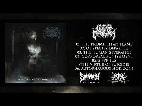 Victims Of Contagion - Lamentations Of The Flesh Bound (2019) [Full Album]