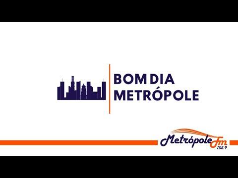 PROGRAMA BOM DIA METRÓPOLE - 03/06/2021 - CRISTINA MANGIERI