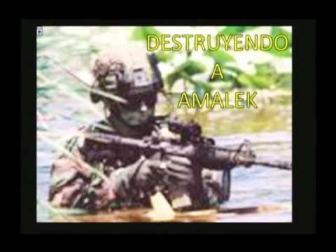AMALEC ESPÍRITU DESTRUCTOR DE LAS NUEVAS GENERACIONES 7