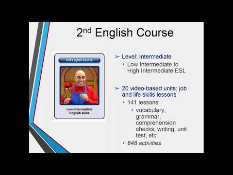 USA Learns, US Citizenship Course, Free English Classes