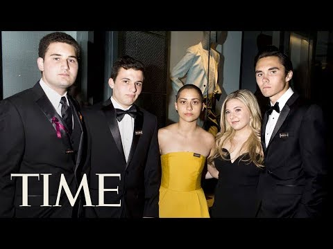 Shawn Mendes, Samantha Bee & More TIME 100 Honorees Praise The Parkland Survivors  TIME 100  TIME
