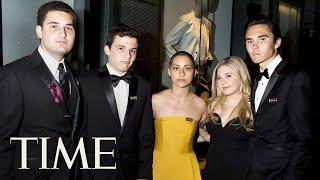 Shawn Mendes, Samantha Bee & More TIME 100 Honorees Praise The Parkland Survivors | TIME 100 | TIME