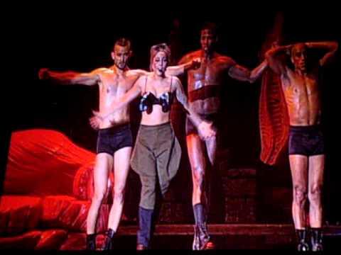 Alejandro - Lady Gaga - Born This Way Ball Manila