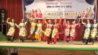 Harinder Pal Singh 9417269777 MCM Luddi 2012