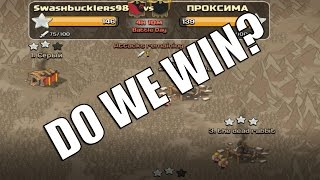 THREE ALLIED CLANS CLASHING AS ONE!   50v50   3 STARS WIN WARS!