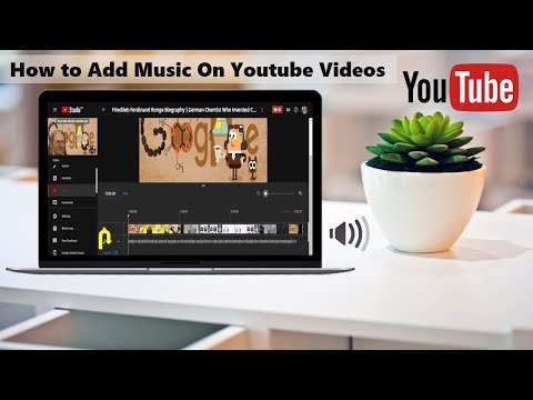 How to Add Music on Youtube Videos in YouTube Studio Beta 2019   Latest Updates