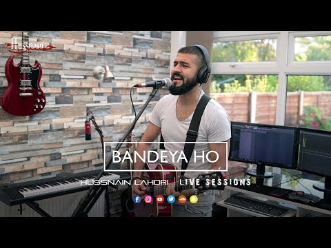 Bollywood Bandeya Ho (Acoustic Cover) - Hussnain Lahori | Live Sessions (Lollywood Cover)