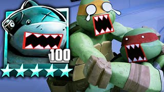 Mutants in PVP - Teenage Mutant Ninja Turtles Legends