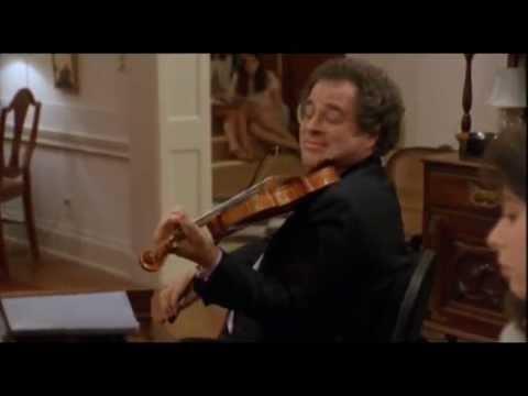 Itzhak Perlman cameo