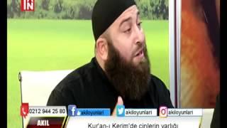 1 AN TV DEKİ CANLI YAYIN (MUSTAFA HOCA) RUKYE VE CİNLER