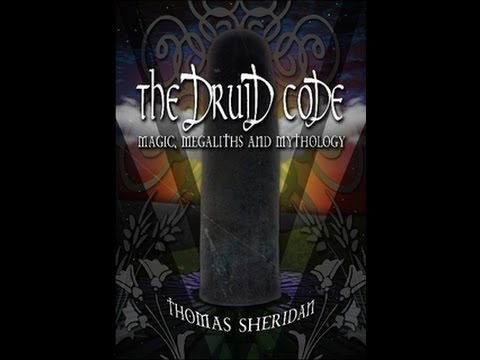 The Occult Book Review: Episode 4. The Druid Code by Thomas Sheridan.