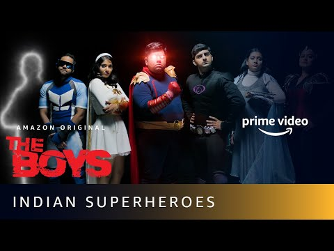 If Indian Companies Hired Superheroes | The Boys | Amazon Prime Video